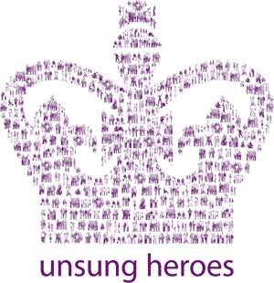 Unsung Heroes logo