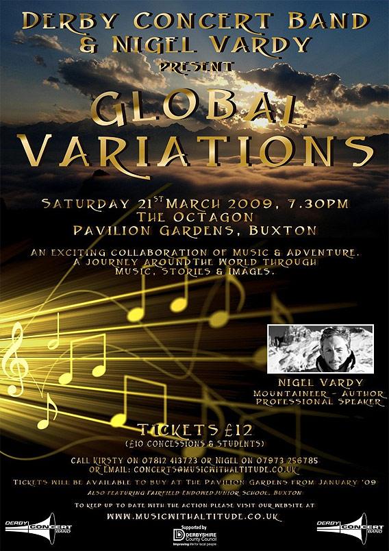 Global Variations Flyer