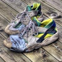 Steve Lee  shoes
