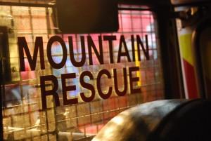 Rescue sign small