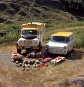 Buxton vehicles in 1978